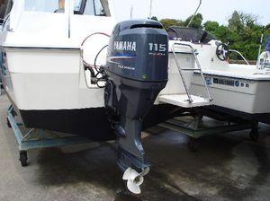SRV-23EX艇船外機F115AETX