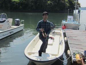 浜名湖和船進水式!