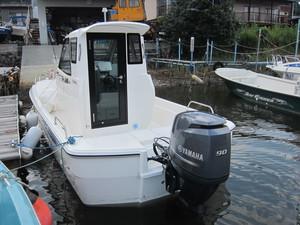 ヤマハFW-23EX進水!!