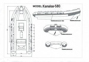 インフレータブルボート取り扱い開始!
