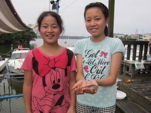 ジョナサンファミリー釣り大会報告! 2015年