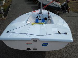 シーホッパーⅡ08モデル サンドイッチ構造艇1号艇