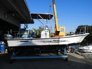 納入予定のボート