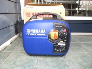 新品 YAMAHA EF1600iS インバーター発電機